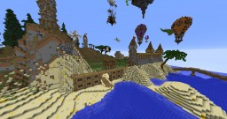 Awesome map Minecraft Project