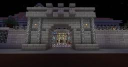 Raccoon City Police Departament Minecraft