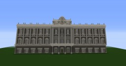 PALAZZO REAL DI MADRID Minecraft Project