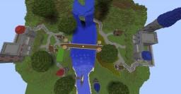 Capture the Golem (Command Block Map) Minecraft Project