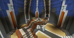 Nethercore Project: T.a.r.d.i.s Minecraft Map & Project