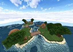 Three Islands Minecraft Project