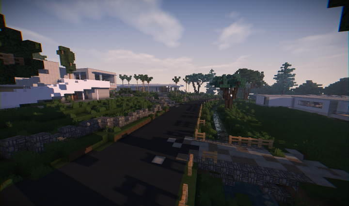 Best plotworld minecraft maps projects planet minecraft part of modern residential area minecraft map project gumiabroncs Gallery