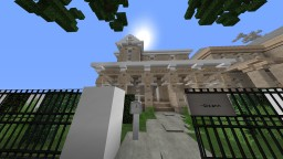 Traditional foursqaured house|UseTheBlocks| Minecraft Project