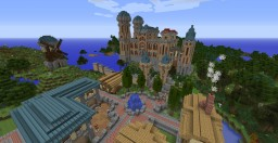 Vienna - Capital of Hapsburg Austria Minecraft Map & Project
