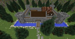 The Castle Of Nowhere Minecraft Project