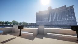 MEGA HOTEL! Minecraft Map & Project
