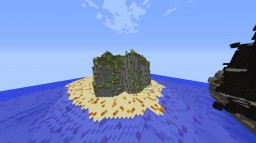 Pirate Island Exploring/Landscape Minecraft Project