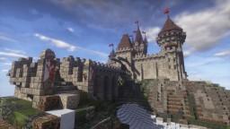 Reichsburg Weißfels Minecraft