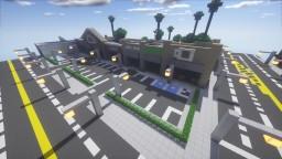 Strip Mall - Greenfield 0.5 Minecraft Project