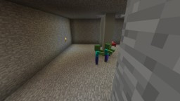 DOOM (classic) LEVEL 1 Minecraft Map & Project