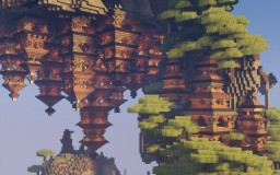 Sky Temple Minecraft Map & Project
