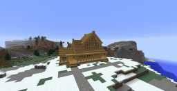 Small Surivval House Minecraft Map & Project