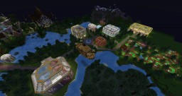 Virtual Isles Gamezone Minecraft Project
