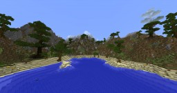 Jungle island 1000*1000  1.12 Minecraft Project