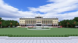 Independence Palace Minecraft Project