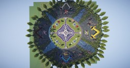 AMAZING - BIG - HUB SPAWN - SERVER - SWORDS - MARIO - PORTALS - DOWNLOAD - 1.12! Minecraft Project