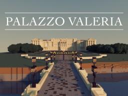 Palazzo Valeria Minecraft Map & Project