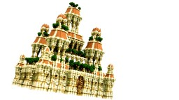 Kingdom Aos Spawn [Megabuild] Minecraft Project