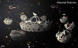Asteroids Bedwars/Eggwars Map [DOWNLOAD] Minecraft Map & Project