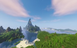 Astoria Islands Minecraft Project