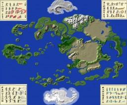 AVATAR Le dernier maitre de l'air Minecraft Project