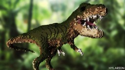 Dinosaur - Organic Minecraft Project