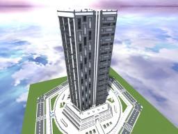 Quartz Tower #15 Minecraft Map & Project
