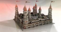 Grimefell ⏐⏐ Medium Medieval Spawn Minecraft Project
