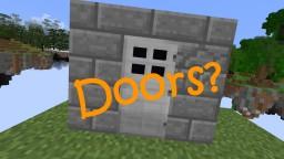 Doors? adventure/puzzel map by sijmen_v_b Minecraft Project