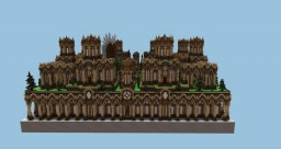 Map: spawn Minecraft Project