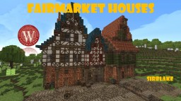 Fairmarket houses | WesterosCraft Minecraft Project