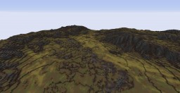 Simple 1k Terrain Minecraft Map & Project