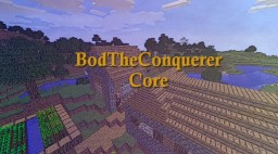 BodTheConquerer Core Minecraft Mod