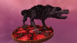 Menace Wolf Minecraft Map & Project