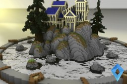 Saphire Studios | project isolation Minecraft Map & Project