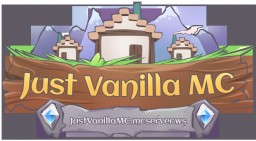 Just-Vanilla! Minecraft