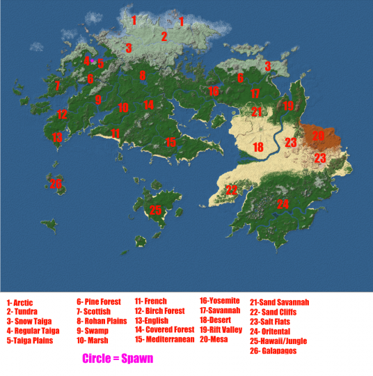 Map made by Ryer, one of the site moderators. Really amazing stuff!