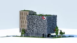 Ld - Office Building | TheVisual_Play Minecraft Project