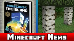 Minecraft News | Official Minecrat Book Released and New Minecraft Default Pack