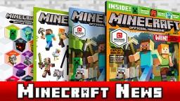Minecraft News   Official Minecraft Magazine Announced! Minecraft Blog Post