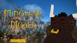Minotaur Model Minecraft Texture Pack