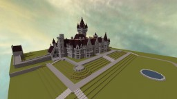 Noisy Castle  (Miranda Castle) Minecraft Map & Project
