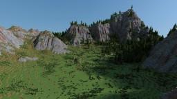 Custom Terrain by LySoon Minecraft Map & Project
