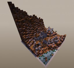 Student Plot [31x31] - Forsaken village Minecraft Project