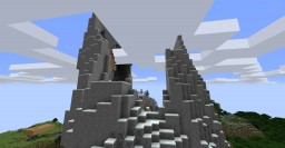 Mount Government Minecraft Map & Project