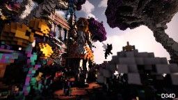 ~ Fairy Woods ~ Minecraft Map & Project