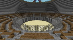 PvP  n Mob Arena Minecraft Map & Project