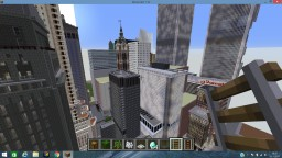 PastaCity Minecraft Map & Project