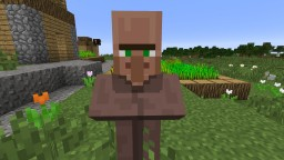 Why villagers should be more complex... Minecraft